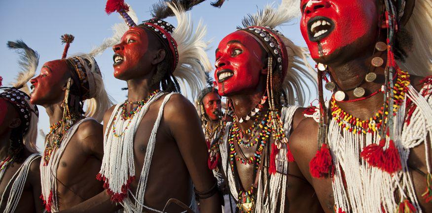 Risultati immagini per niger gerewol